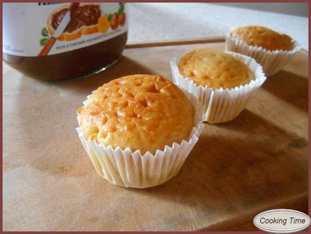 muffin coco pate tartiner