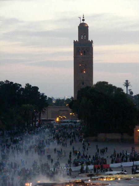 Maroc-Marrakech-jemma-el-fna (8)