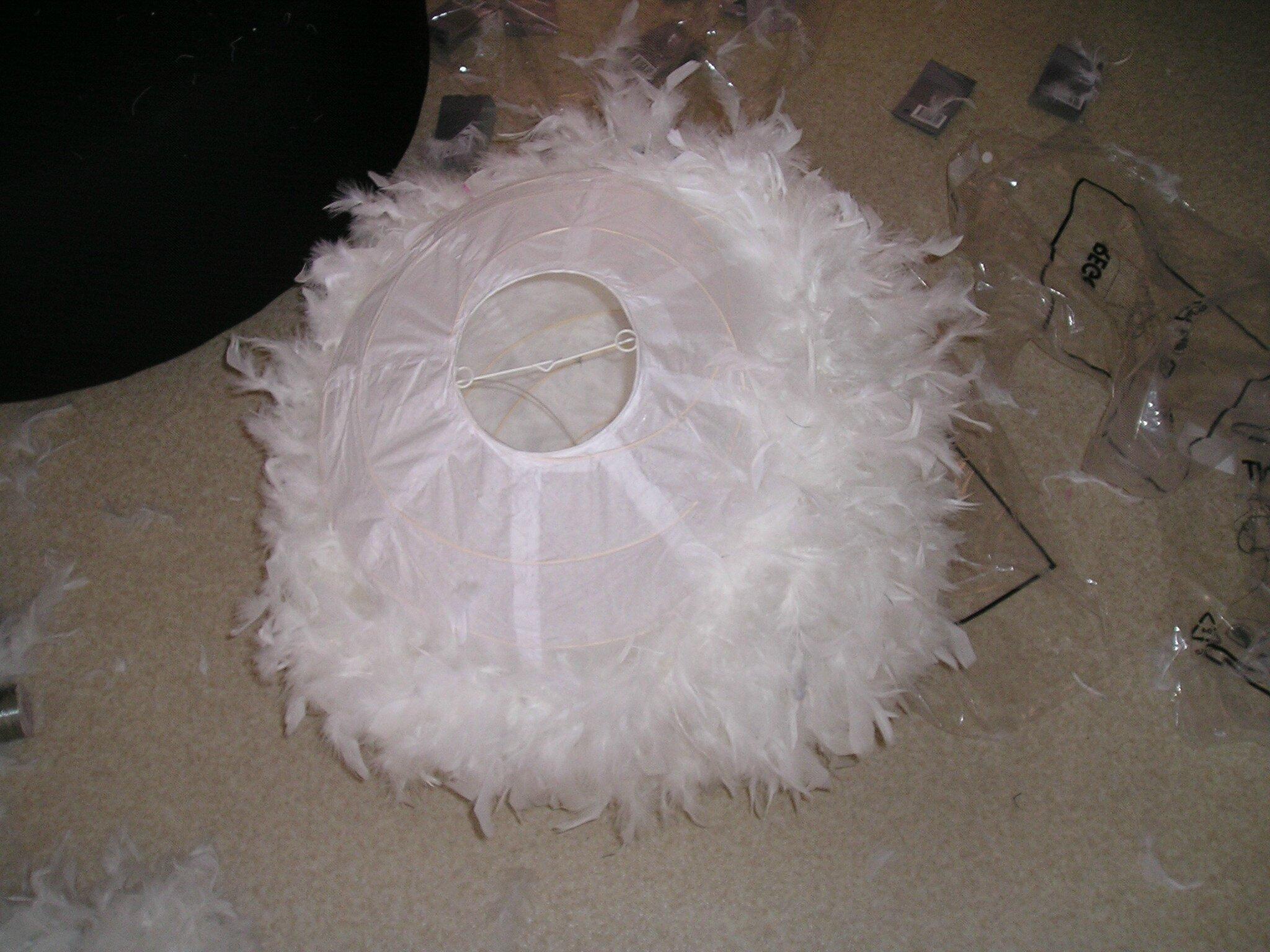 DIY Tuto Boule Plumes Lovely Mummy
