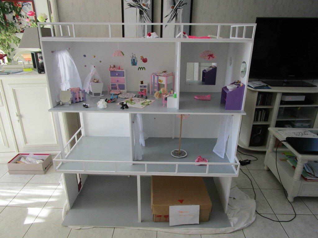 Fabriquer Une Maison Barbie En 1 Semaine Prix