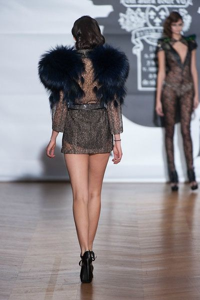 on aura tout vu by Yassen Samouilov and Livia Stoianova Defile Couture SS 2013 (67)-L