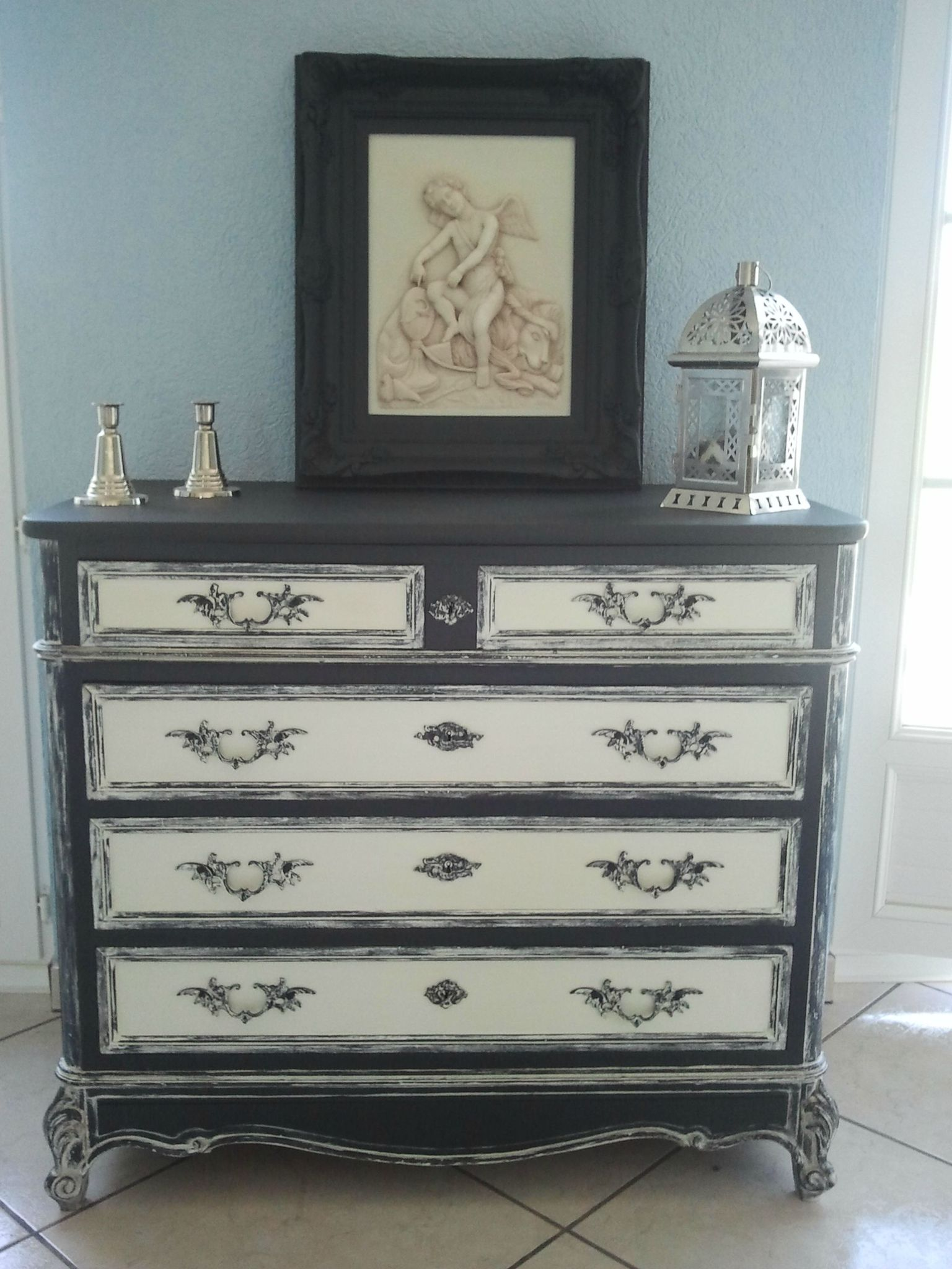 Relooker Une Commode Ancienne Finest Commode En Chne