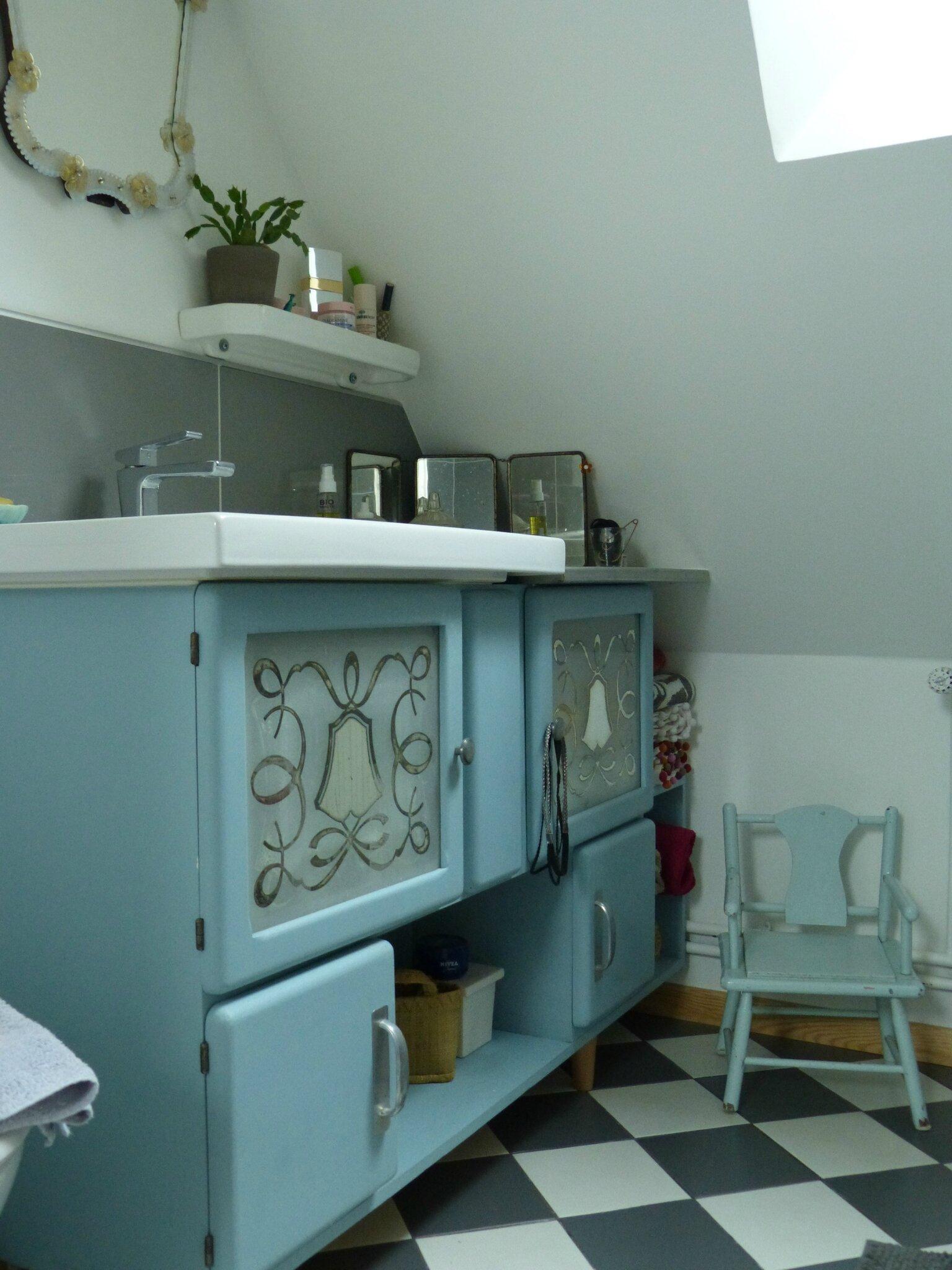 Fabriquer Meuble Salle De Bain Palette diy meuble salle de bain - novocom.top