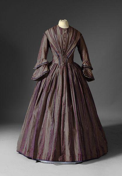 Robe Vers 1845 1850 AlainRTruong