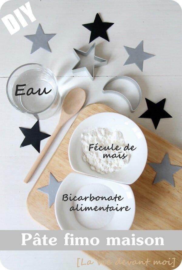 DIY Pte Fimo Maison Pour Dcos De NOEL La Vie