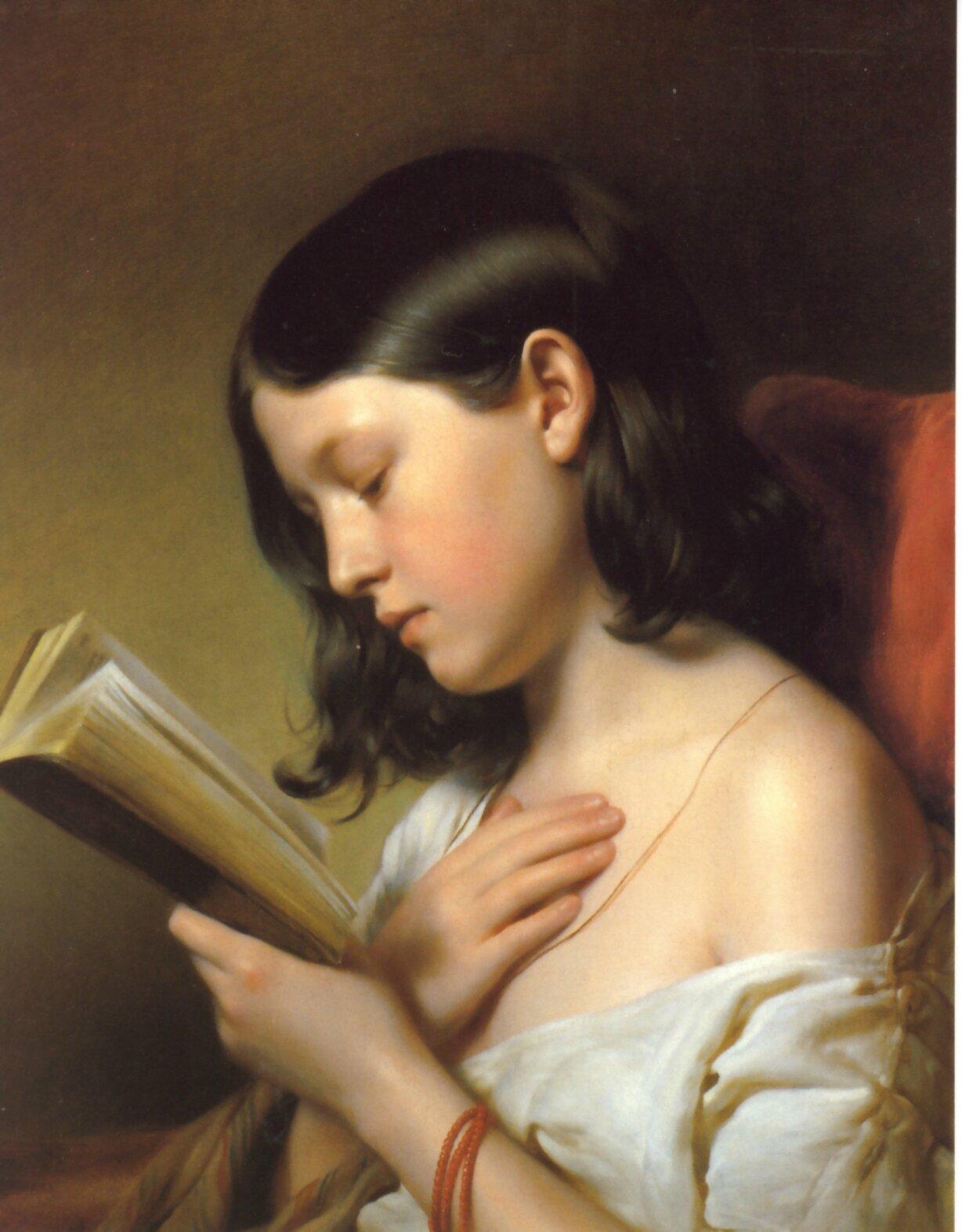 """Résultat de recherche d'images pour """"jeune femme qui lit"""""""