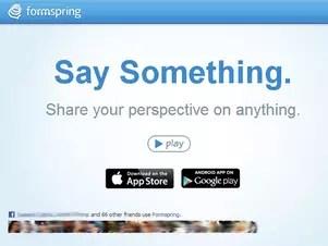 Rede social de perguntas e respostas nasceu em 2009 Foto: Reprodução