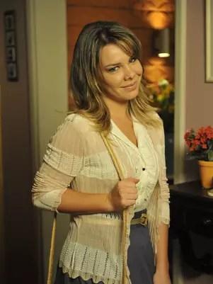 Fernanda Souza anuncia volta à Malhação e diz que fará personagem engraçada Foto: TV Globo/Renato Rocha Miranda