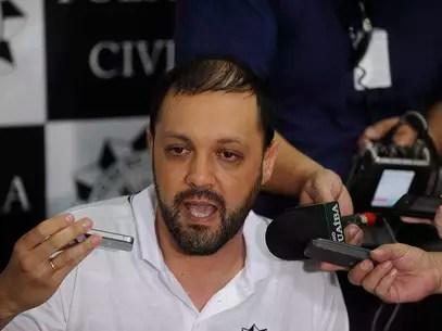 Major do Corpo de Bombeiros criticou o trabalho do delegado Marcelo Arigony (foto) Foto: Wilson Dias / Agência Brasil