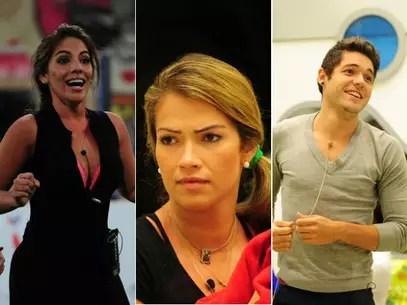 Nasser foi indicado por Kamilla; Fani e Anamara foram pelos votos da casa