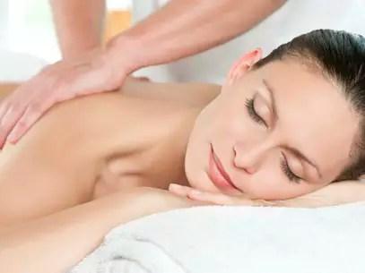 Massagem aumenta contagem de células brancas no sangue Foto: Getty Images