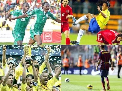 Prévia para o mundial, a Copa das Confederações começa no dia 15 de junho no Brasil Foto: Getty Images