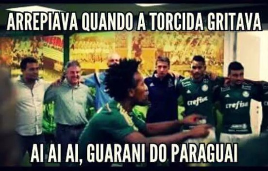 Veja memes do Corinthians eliminado na Libertadores 2015 Foto: Facebook / Reprodução