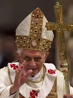 Benedicto XVI Foto: EFE en español