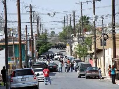 Nuevo Laredo amanece en alarma por balacera Foto: Archivo / Reforma
