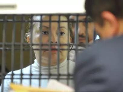 La maestra y cómplices apelan formal prisión Foto: Cortesía