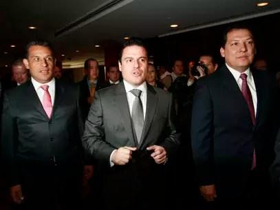 Aristóteles Sandoval, gobernador de Jalisco. Foto: Archivo / Notimex
