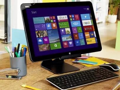 Windows 8 não fez o mesmo sucesso em vendas que sua versão anterior Foto: Divulgação