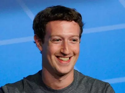 Mark Zuckerberg, fundador do Facebook Foto: Getty Images