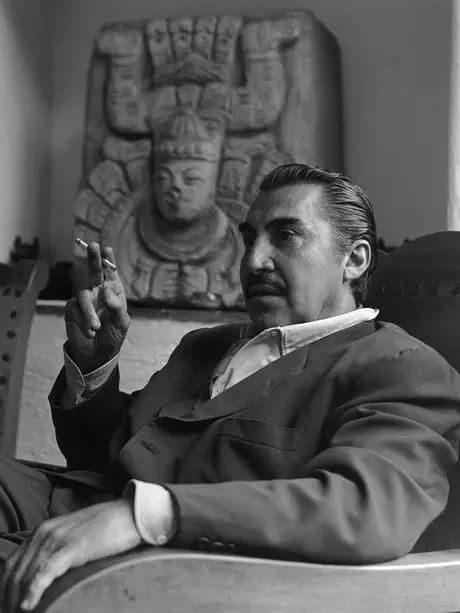 Emilio 'El Indio' Fernández siempre fue un gran personaje y vale la pena recordarlo.