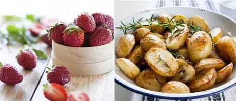 Rainha Elizabeth II não come morango quando não é época da fruta e evita batatas no jantar