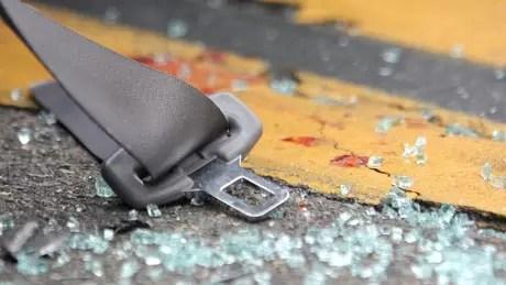 Acidentes de trânsito são a segunda maior causa da morte de jovens no Brasil