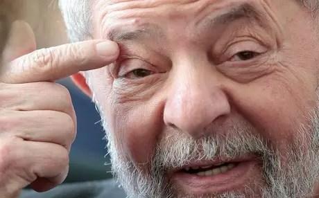 Ex-presidente Luiz Inácio Lula da Silva 21/07/2017 REUTERS/Leonardo Benassatto