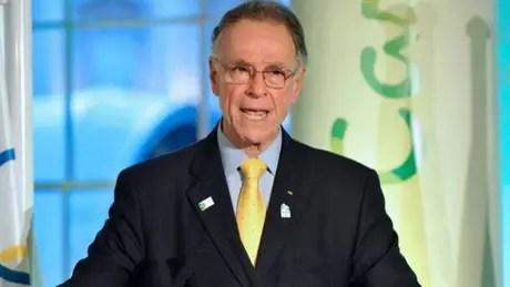 Carlos Arthur Nuzman se afastou da presidência do Comitê Olímpico do Brasil (Foto: Divulgação)