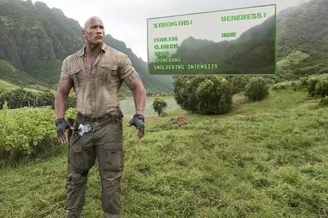 """Em """"Jumanji: Bem-vindo à Selva"""", quatro jovens são sugados para dentro de um video-game"""