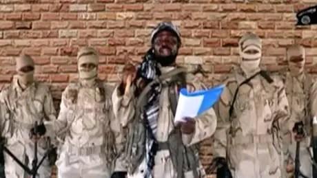 Um dos líderes do grupo Boko Haram falou em um vídeo divulgado em janeiro | Foto: Reuters