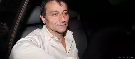 40852505354 Cesare Battisti é preso na Bolívia