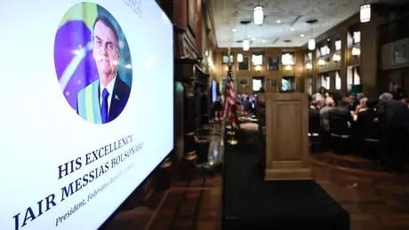 Em sua fala, Bolsonaro citou Charles Rodney Chandler, militar americano morto por guerrilheiros durante a ditadura militar brasileira