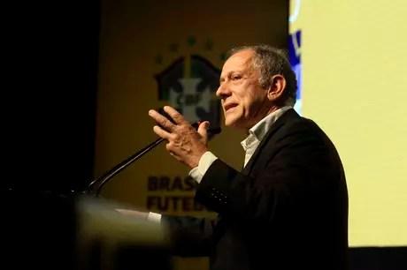Feldman destaca que clubes não querem medidas que protejam os treinadores (Foto: Mauro Horita/CBF)