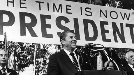 Ronald Reagan prevaleceu sobre Jimmy Carter na eleição de 1980 com amplo apoio de evangélicos brancos
