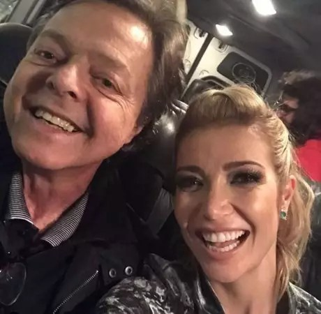The 64-year-old guitarist was admitted to a hospital in Rio;  on social media, the daughter confirmed her father's death