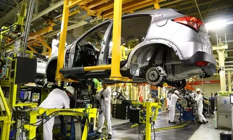 Fábrica da Honda em Sumaré (SP).