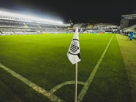 Vila Belmiro vai receber a estreia do Santos no Campeonato Paulista (FOTO: Divulgação/Santos F.C.)