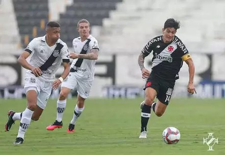 In the first round, Vasco and Ponte Preta drew 1-1 at Moisés Lucarelli (Photo: Rafael Ribeiro/Vasco)