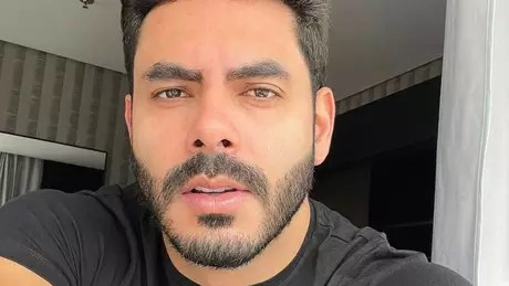 Rodolffo was the ninth participant to leave the BBB 21 house.
