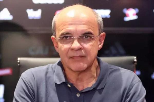 Bandeira de Mello foi presidente do Flamengo entre 2013 e 2018 (Foto: Gilvan de Souza/Flamengo)