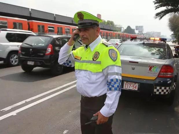 Se tiene previsto que la manifestación se realice a las 9:00 horas y afecte la zona centro y poniente del DF a horas de alta afluencia vehicular. Foto: Notimex