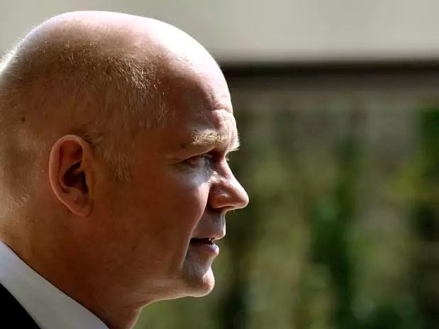 William Hague, ministro británico de Asuntos Exteriores, quiere aumentar el apoyo a la oposición siria Foto: AFP