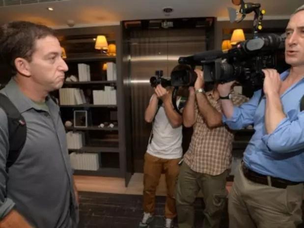Glen Greenwald. Foto: Reuters en español