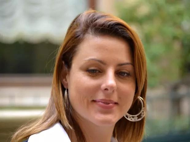 Renata Bueno, natural de Brasília mas radicada em Curitiba, foi a primeira brasileira nata a ser eleita para o Parlamento da Itália Foto: Rafael Belincanta / Especial para Terra