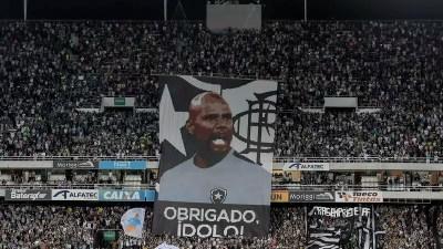 268bf2b2ea Jefferson é Mais Um Desfalque Do Botafogo O Que Aconteceu Com