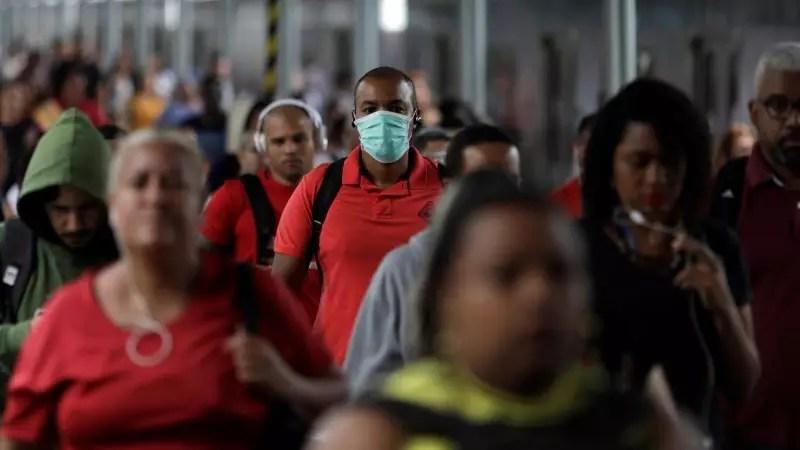 Brasil tem 11x mais casos que o notificado, aponta pesquisa