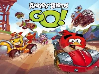 Jogo Angry Birds teria alto potencial de enviar informações úteis em espionagem Foto: Divulgação
