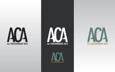 All Contemporary Arts – Logo Design