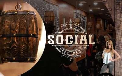 Ad Social Beer Haus
