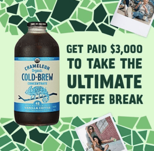 You can now pay $ 3,000 for more coffee breaks during work